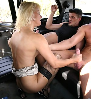 Free MILF MMF Porn Pictures