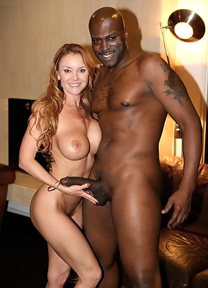 Free MILF Interracial Porn Pictures
